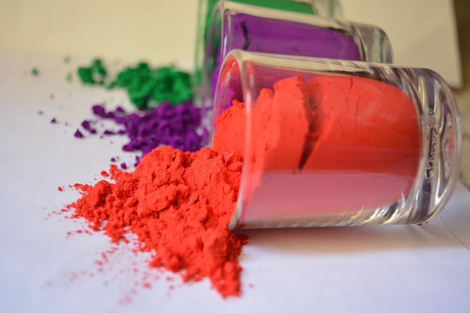 Food colors Lake colors Blended colors FD&C colors Dye ...